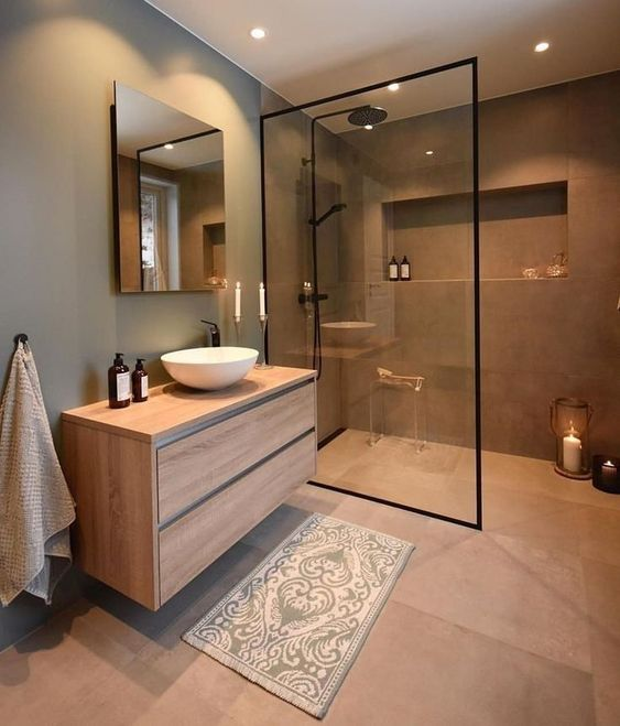 Budget badkamer